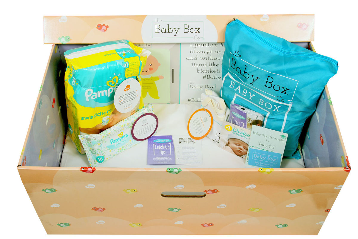 Baby Box program arrives in Richland County