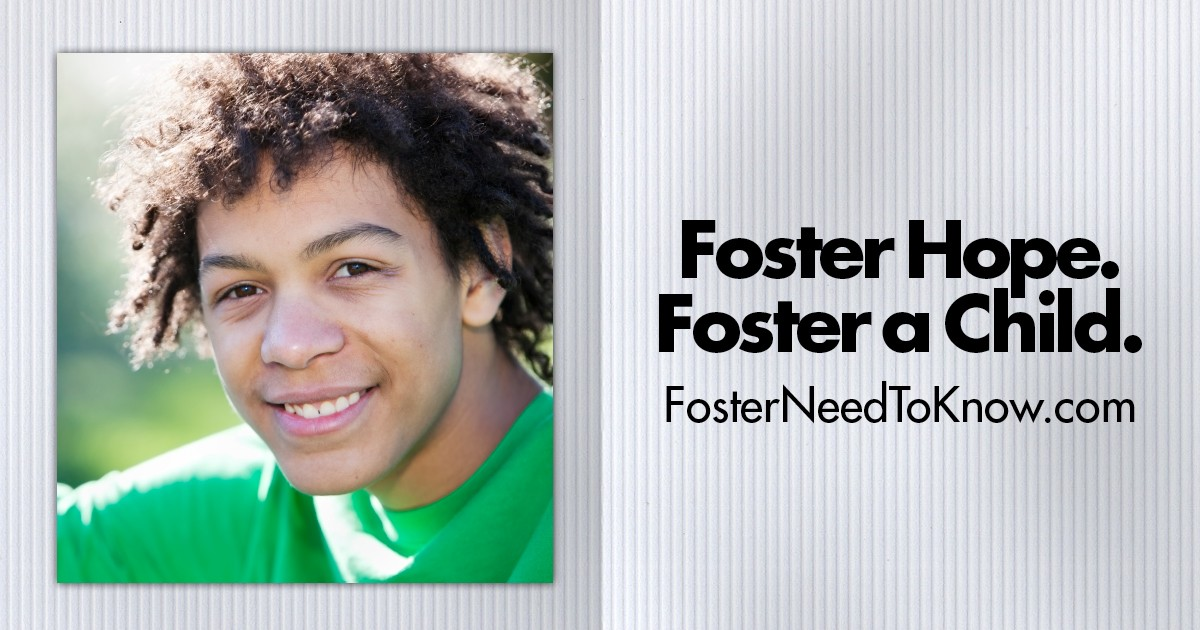 Foster parent informational open house planned for tomorrow evening!