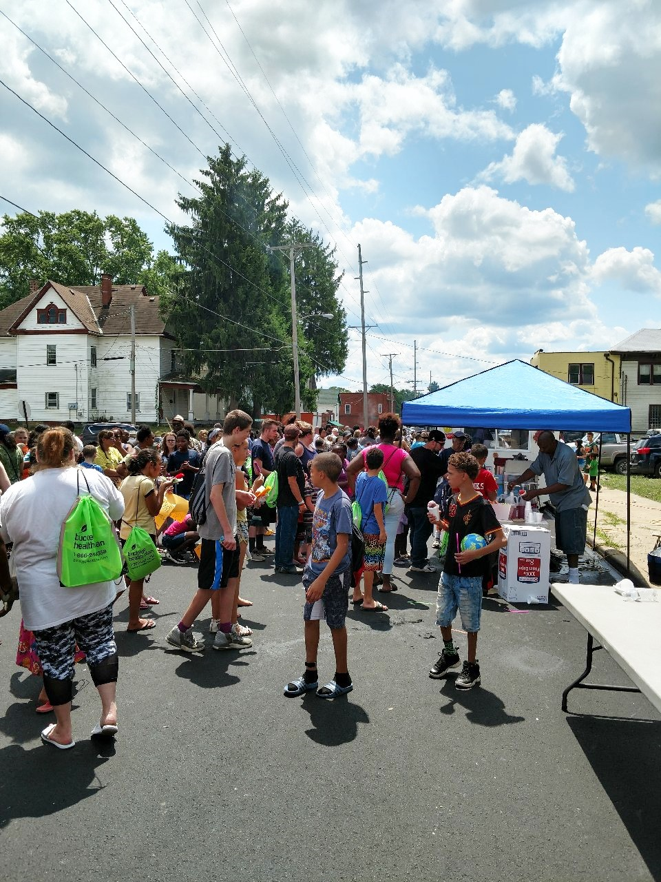 Community Block Party draws record crowd