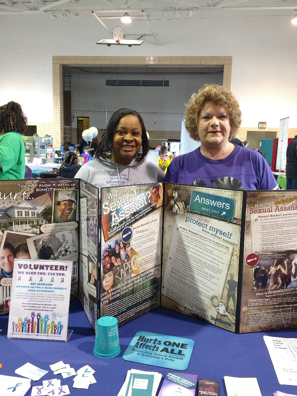 RCCS participates in 21st Annual Minority Health Fair