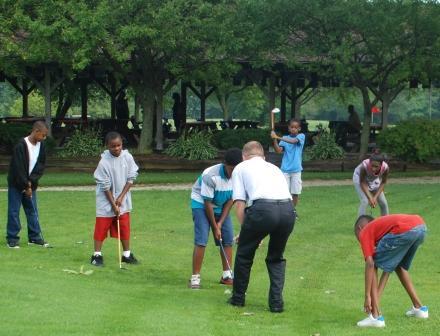 2010 Future Stars Golf program - Richland County Children Services