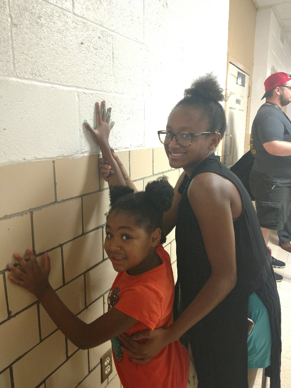 Hallway of Hope brings community together