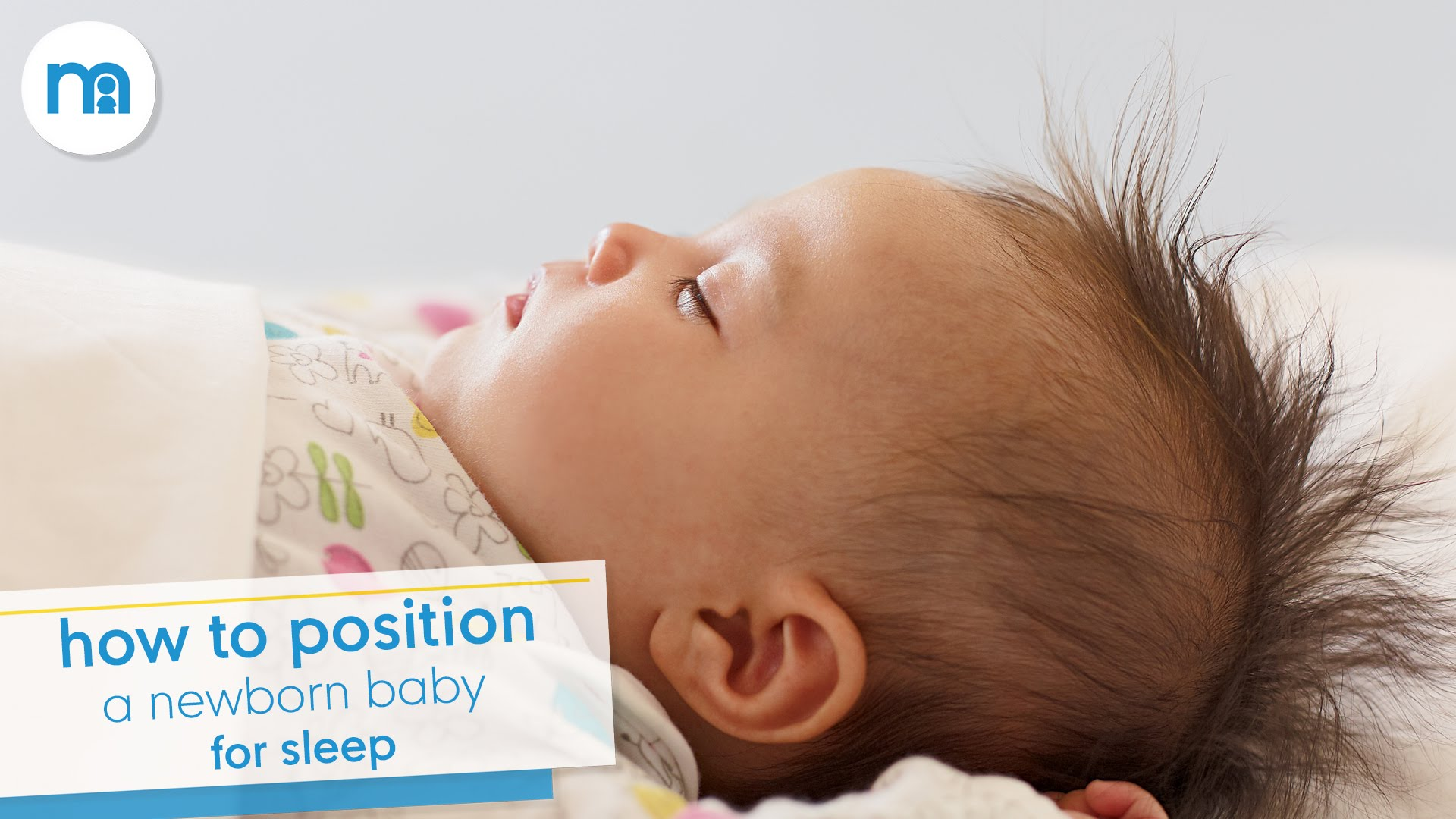 Study says many parents put infants to sleep in dangerous positions