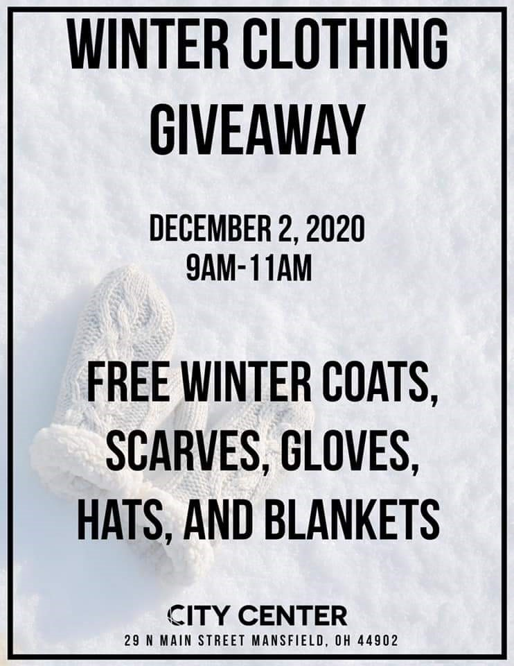 Winter Clothing Giveaway